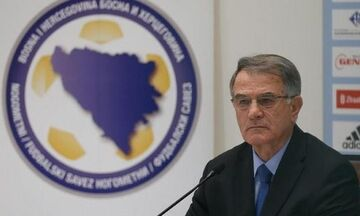 Στον ...αέρα το μέλλον του Μπάγεβιτς στον πάγκο της Βοσνίας!