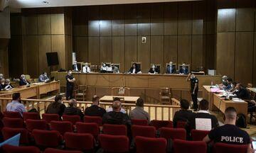 Δίκη Χρυσής Αυγής: Διακοπή και απόφαση για τα ελαφρυντικά τη Δευτέρα