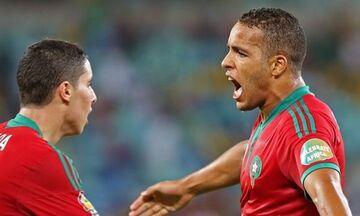 Γκολ ο Ελ Αραμπί στο φιλικό του Μαρόκου (vid)!