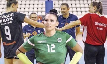Αφιέρωμα στο 50ό πρωτάθλημα βόλεϊ γυναικών-ΠΑΟ και ΠΑΟΚ απειλούν τον Ολυμπιακό