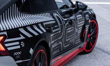 Νέο supercar Audi e-tron GT με μοναδικό ήχο