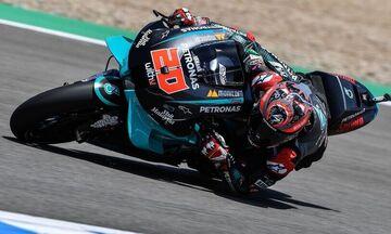Grand Prix Λε Μαν: Ο Κουαρταραρό ήταν… άπιαστος στα δοκιμαστικά