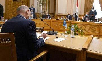 Αίγυπτος: Ο Αλ Σίσι επικύρωσε τη συμφωνία ΑΟΖ με την Ελλάδα