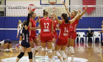 Θέτις-Ολυμπιακός 2-3: Με τη Στέλλα είναι άλλος Ολυμπιακός!