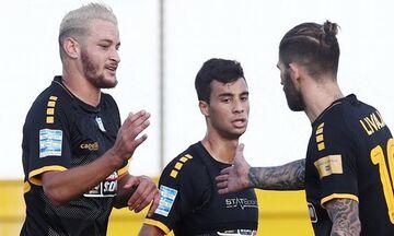 ΑΕΚ: Χωρίς Τσιγκρίνσκι στη φιλική νίκη επί του Ιωνικού (2-0)
