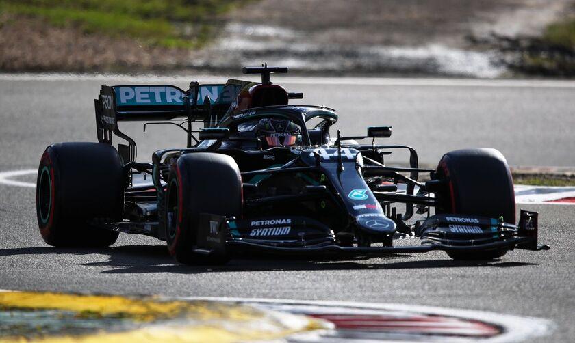 Grand Prix Γερμανίας: Ισοφάρισε τον Σουμάχερ και συνεχίζει ακάθεκτος ο Χάμιλτον