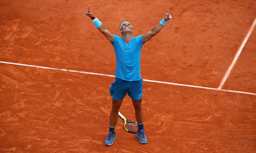 Roland Garros: «Βασιλιάς» στο χώμα ξανά ο Ναδάλ, έφτασε τα 20 Grand Slam! (highlights)