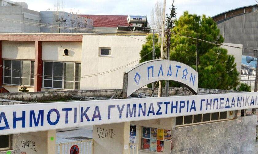 Ιωνικός: Προχωρούν οι εργασίες στον «Πλάτωνα» (pics)