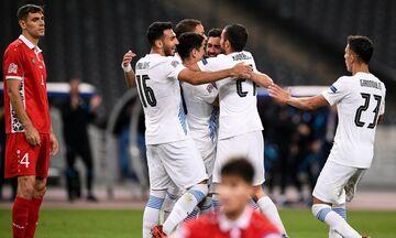 Ελλάδα - Μολδαβία 2-0: Πήρε το τρίποντο η Εθνική (highlights)