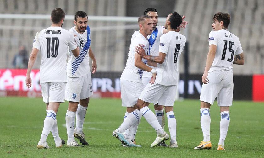Η «σεντερφορίσια» νίκη της Εθνικής και ο Φορτούνης