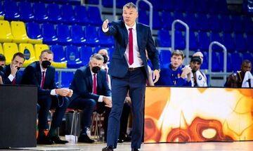 Euroleague: Με τον Γιασικεβίτσιους στον πάγκο η Μπαρτσελόνα