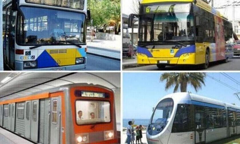 Χωρίς λεωφορεία την Πέμπτη (15/10) η Αθήνα, στάση εργασίας και στο μετρό