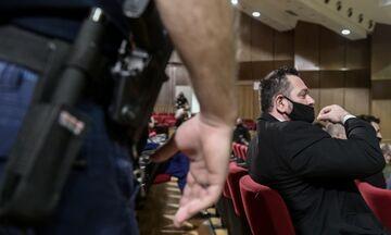 Δίκη Χρυσής Αυγής: Απορρίφθηκε το αίτημα Λαγού για εξαίρεση του δικαστηρίου
