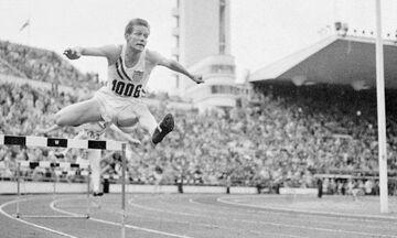 Στίβος: Πέθανε ο Ολυμπιονίκης του 1952, Τσαρλς Μουρ!