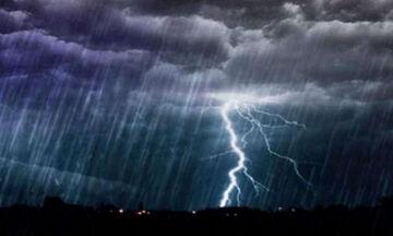 Καιρός: Έκτακτα δελτία θυελλωδών ανέμων - ισχυρές βροχές και καταιγίδες
