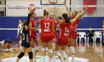 Volley League Γυναικών: Τα στιγμιότυπα της 1ης αγωνιστικής (vid)