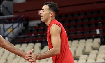 Video - fosonline.gr: Ο Σλούκας προπονείται στο ΣΕΦ ενόψει Αρμάνι