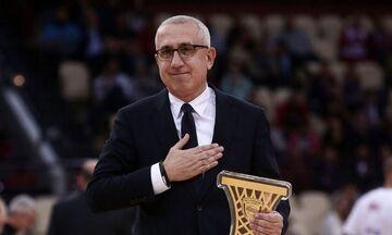 Σταυρόπουλος: «Ξέραμε πως φέτος δεν θα είναι μία κανονική σεζόν»