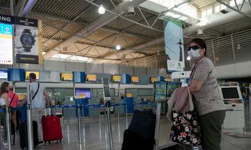 Αεροπορικές πτήσεις: Αναστολή έως τις 25 Οκτωβρίου προς Τουρκία κι άλλες χώρες