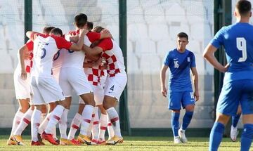 Ελλάδα-Κροατία 0-1: Χωρίς ρεαλιστικές Ελπίδες (πρόκρισης) (highlights)