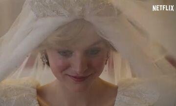 Κάρολος και Νταϊάνα στο επίκεντρο του πρώτου trailer της 4ης σεζόν του The Crown (vid)