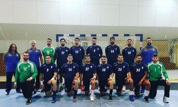 Χάντμπολ: Η ΑΕΚ νίκησε σε φιλικό την Εθνική (33-25)
