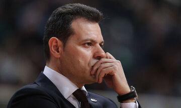 Δημήτρης Ιτούδης: «Η Euroleague έχει χάσει την έννοια της δικαιοσύνης»