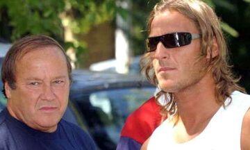 Το αποχαιρετιστήριο μήνυμα του Τότι στον πατέρα του που πέθανε από κορονοϊό: «Αντίο σερίφη»