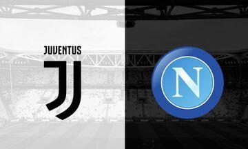 Επίσημο: Γιουβέντους – Νάπολι 3-0 στα «χαρτιά» και -1 στους «παρτενοπέι»