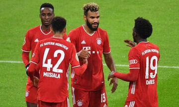 Κύπελλο Γερμανίας: Άνετη πρόκριση στον 2ο γύρο για Μπάγερν Μονάχου (vid)