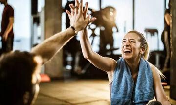 Οι Top-20 ασκήσεις που καίνε τις περισσότερες θερμίδες ανά ώρα