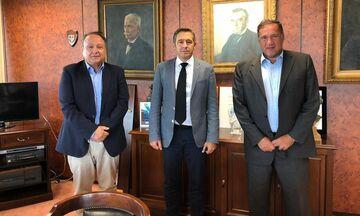 ΕΟΕ: Μνημόνιο συνεργασίας με το ΤΕΦΑΑ του Αριστοτελείου Πανεπιστημίου (pics)