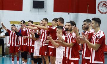 Ολυμπιακός - ΟΦΗ 3-0: Με 8 άσους, 7 μπλοκ και σούπερ Μιγαΐλοβιτς!