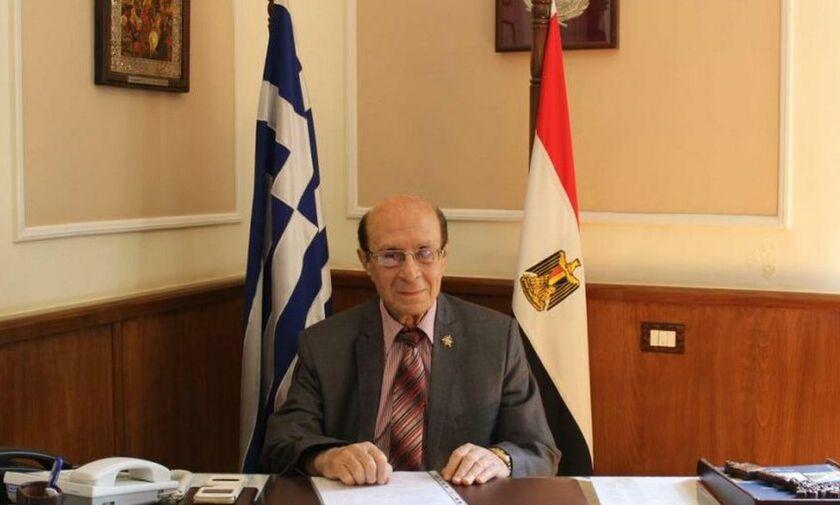 Αίγυπτος: Πέθανε από κορονοϊό ο πρόεδρος της Ελληνικής Κοινότητας Αλεξανδρείας, Εδμόνδος Κασιμάτης