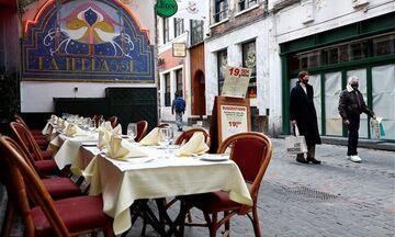 Κλείνουν μπαρ και εστιατόρια στο Βέλγιο λόγω κορονοϊού