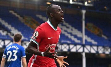 Το γκολ του Μανέ για το 1-0 της Λίβερπουλ επί της Έβερτον (vid)
