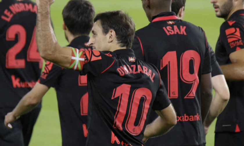 La Liga: H Σοσιεδάδ περίπατο στη Σεβίλλη 3-0 την Μπέτις (highlights)!
