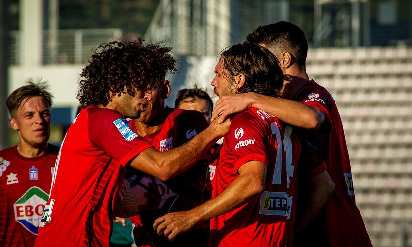 Βόλος - ΠΑΣ Γιάννινα 2-1: Τα... πάνω-κάτω με Ουάρντα (highlights)