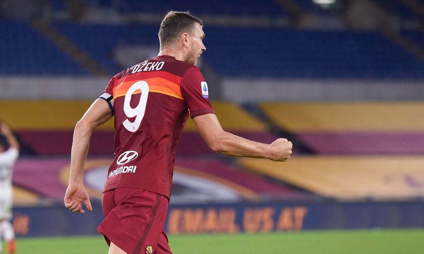 Serie A: Ξέσπασμα της Ρόμα (Highlights)