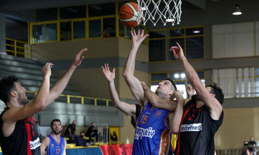 Α2 μπάσκετ: Με το δεξί ο Απόλλων Πατρών, το Παγκράτι το ντέρμπι με Αμύντα, «3 στα 3» το Μαρούσι