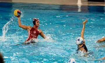 Ολυμπιακός - Πάτρα 21-7: Με 5 γκολ της Πλευρίτου