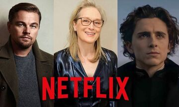 Netflix: Συνάντηση γιγάντων - Ντι Κάπριο, Στριπ, Μπλάνσετ, Πέρι στην ταινία «Dont Look Up»