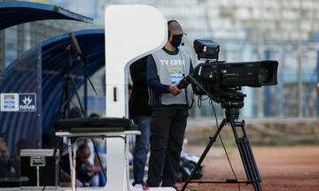 Σε ποια κανάλια θα δούμε ΟΦΗ - Παναθηναϊκός, ΑΕΛ - Αστέρας Τρίπολης, ΑΕΚ - ΠΑΟΚ