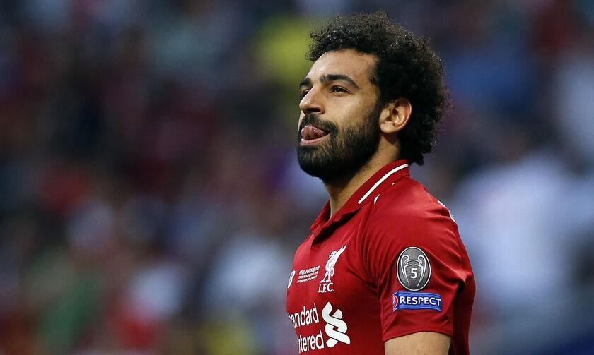 Σαλάχ: Έφτασε τα 100 γκολ με τη φανέλα της Λίβερπουλ