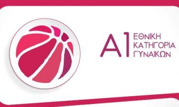 Α1 γυναικών μπάσκετ: Με το δεξί Κρόνος, ΠΑΣ Γιάννινα, Ελευθερία και Χανιά