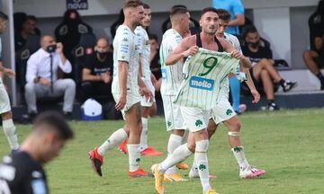 ΟΦΗ- Παναθηναϊκός 2-2: «Κίκο» ο… λυτρωτής! (highlights)