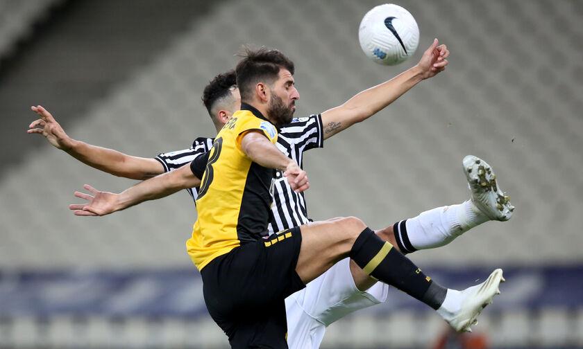 ΑΕΚ-ΠΑΟΚ 1-1: Τα highlights του αγώνα και το δραματικό φινάλε