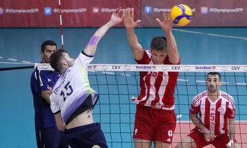Κλήρωση Volley League Ανδρών: Πρεμιέρα με Κηφισιά για Ολυμπιακό και συνεχόμενα ντέρμπι!