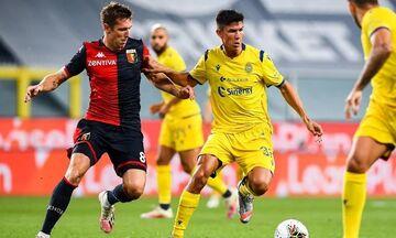 Serie A: Έριχναν... άσφαιρα Βερόνα και Τζένοα (highlights)