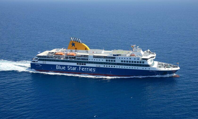 Συναγερμός στο Blue Star Delos: Φτάνει στον Πειραιά με κρούσμα κορονοϊού σε γκρουπ Γάλλων μαθητών
